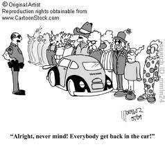 Clown car Comic